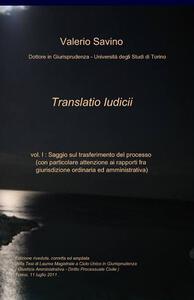 Translatio iudicii