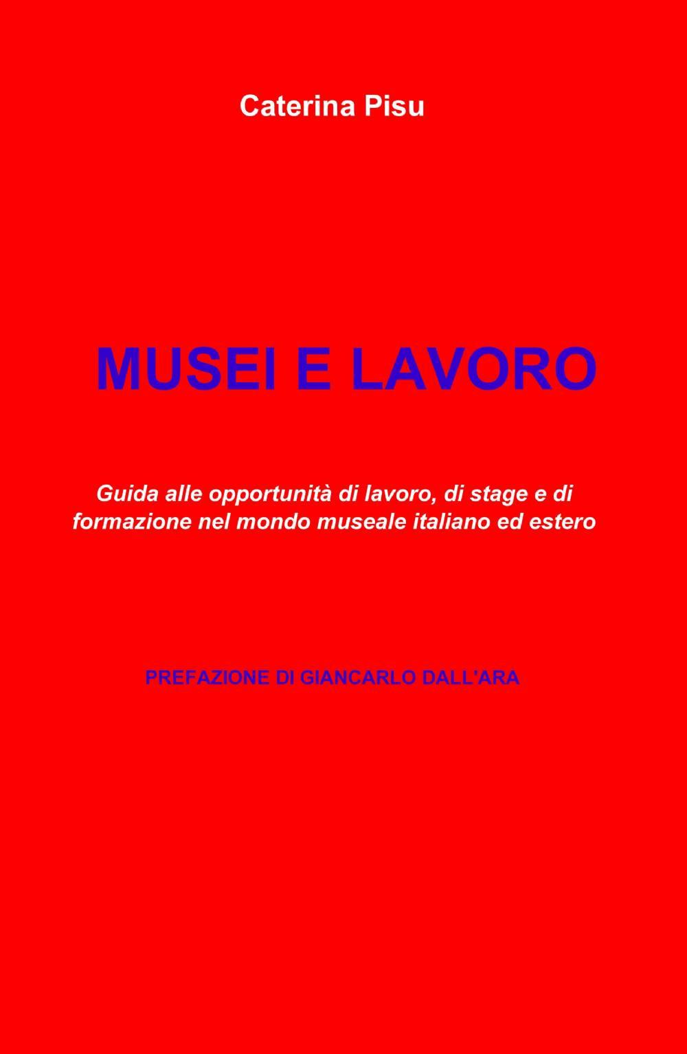 Image of Musei e lavoro