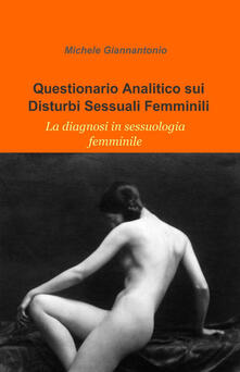 Winniearcher.com Questionario analitico sui disturbi sessuali femminili Image
