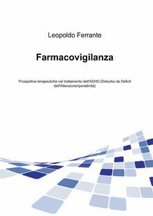 Radiospeed.it Farmacovigilanza Image
