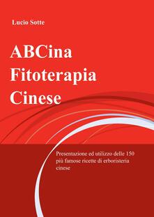 3tsportingclub.it ABCina. Fitoterapia cinese Image
