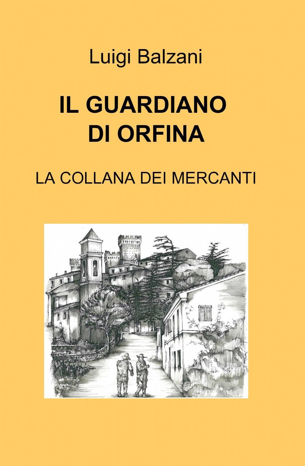 Image of Il guardiano di Orfina