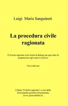 Filippodegasperi.it La procedura civile ragionata Image