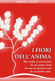 I fiori dell'anima - Mario Volpe - copertina