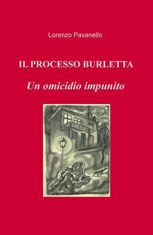 Premioquesti.it Il processo Burletta. Un omicidio impunito Image
