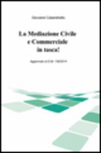 La mediazione civile e commerciale in tasca!