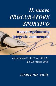 Il nuovo procuratore sportivo.pdf