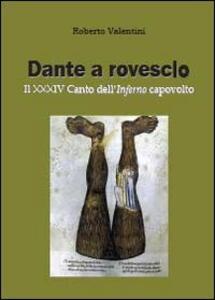 Dante a rovescio - Roberto Valentini - copertina