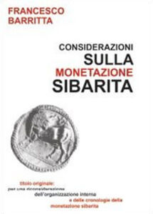 Considerazioni sulla monetazione sibarita