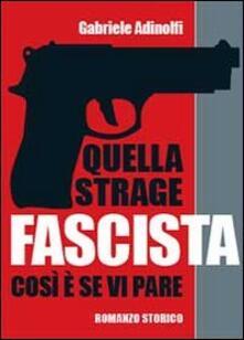 Radiospeed.it Quella strage fascista Image