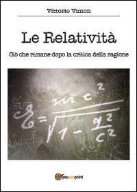 Le relatività. Ciò che rima...