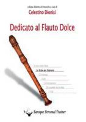 Dedicato al flauto dolce. Le scale per soprano