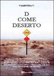 D come deserto