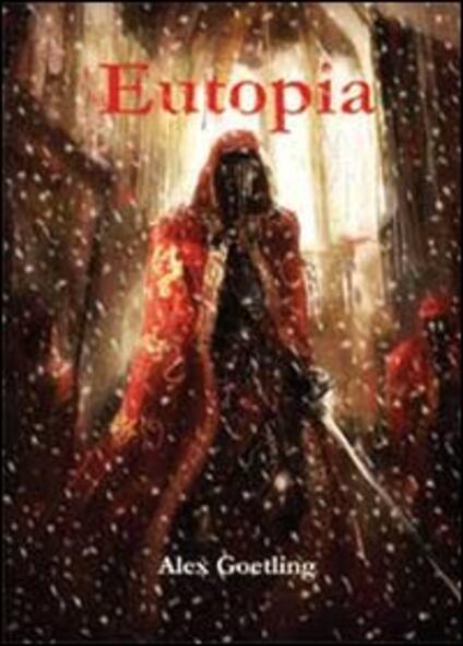 Eutopia - Alex Goetling - copertina