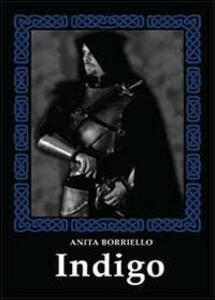 Indigo - Anita Borriello - copertina