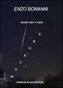 Meteore - Enzo Bonanni - copertina