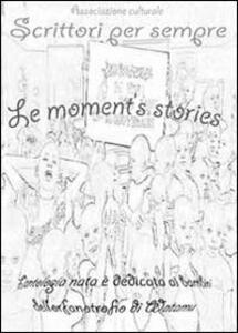 Moment's stories - copertina