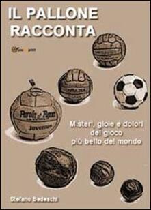 Capturtokyoedition.it Il pallone racconta Image