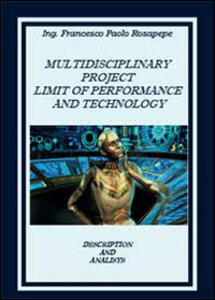 Multidisciplinary project limit of performance and technology - Francesco P. Rosapepe - copertina