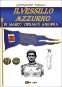 Il vessillo azzurro - Alessandro Giuliani - copertina