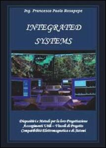 Integrated system - Francesco P. Rosapepe - copertina