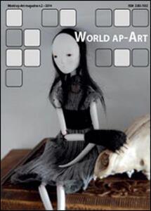 World ap-Art (2014). Vol. 2 - copertina