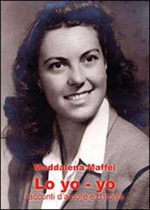 Lo yo-yo - Maddalena Maffei - copertina