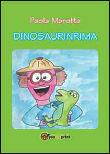 Dinosaurinrima - Paola Marotta - copertina