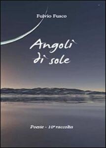 Angoli di sole - Fulvio Fusco - copertina
