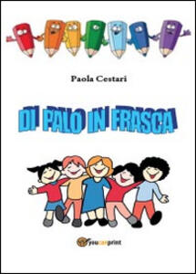 Di palo in frasca - Paola Cestari - copertina
