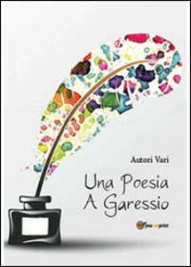 Una poesia a Garessio - copertina