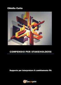 Compendio per stakeholders