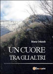Un cuore tra gli altri - Maria Orlandi - copertina