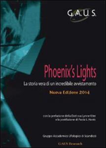 Phoenix's light - copertina