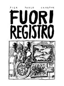 Ebook Fuori registro Carbone, Pier Paolo