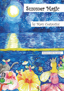 Summer magic - Mary Costantini - copertina