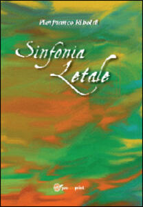 Sinfonia letale - Pierfranco Riboldi - copertina