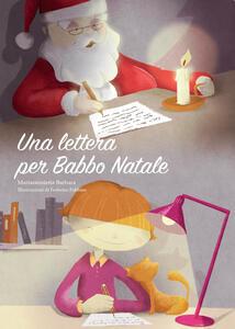 Una lettera per Babbo Natale - Mariantonietta Barbara - copertina