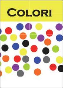 Colori - Clara Carcinale - copertina