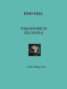 Ebook Filosofia dei Paradigmi Saia, Ezio