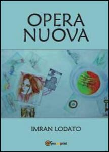 Opera nuova - Imran Lodato - copertina