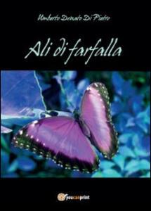 Ali di farfalla - Umberto Donato Di Pietro - copertina