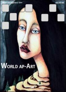 World ap-Art (2014). Vol. 3 - copertina
