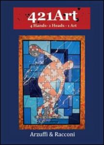 421Art - Gianpietro Arzuffi,Diego A. Racconi - copertina