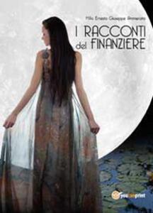 I racconti del finanziere - Ernesto Giuseppe Ammerata - copertina