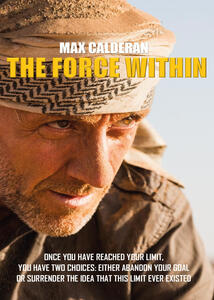 The force within - Max Calderan - copertina