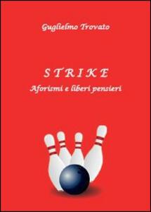 Strike - Guglielmo Trovato - copertina