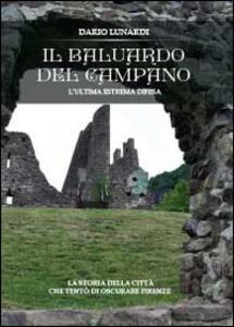 Il baluardo del campano - Dario Lunardi - copertina