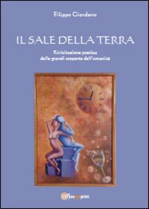Il sale della terra - Filippo Giordano - copertina