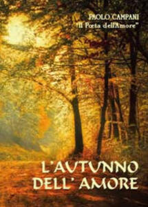 L' autunno dell'amore - Paolo Campani - copertina